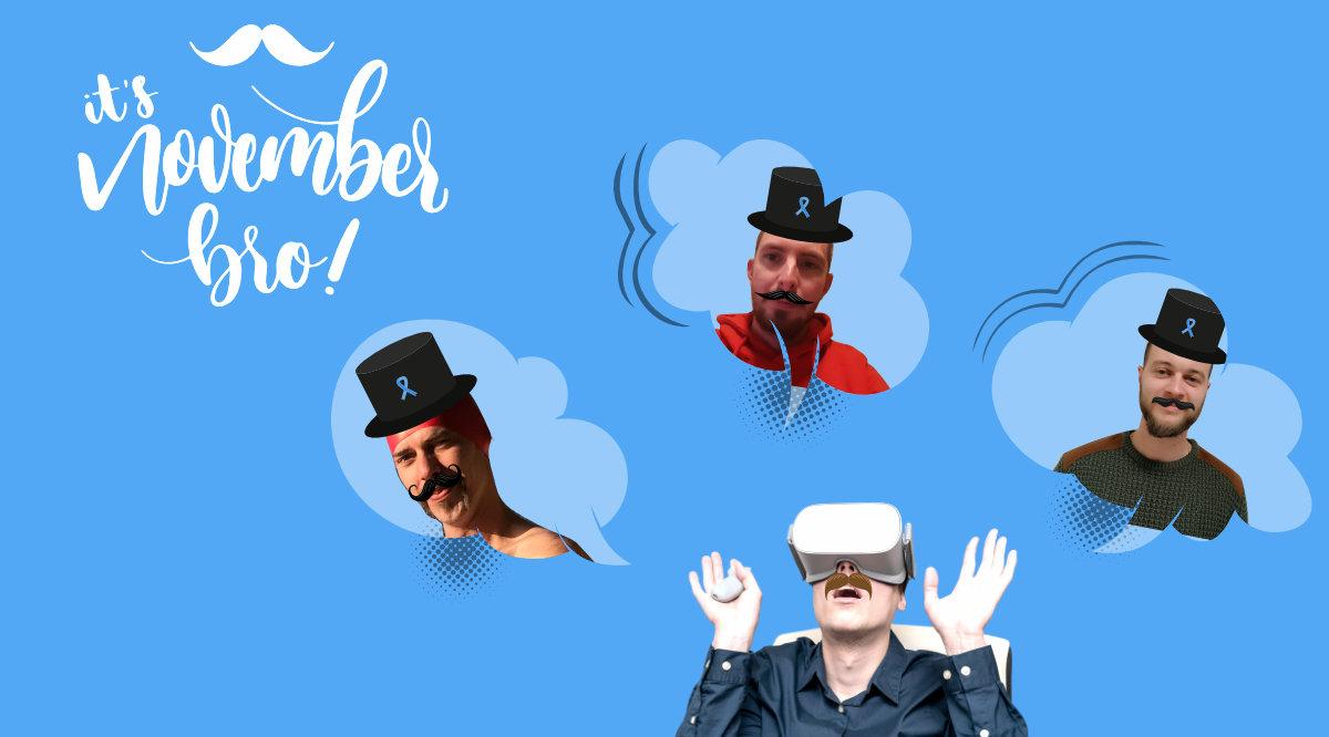 Movember at Infosit